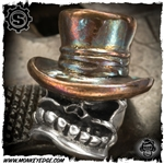 Starlingear Bead: Bruiser the Butcher - Copper Flame