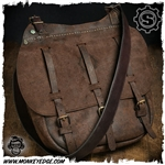 Starlingear Leather Cavalry Bag Satchel
