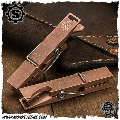 Starlingear Professor Mavericks 4 in 1 Church Key - Tumbled Copper