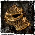 Starlingear Ring: Stealth Puncher - 18K Gold Takeuchi Engraved
