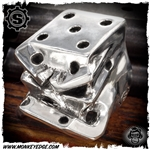 Starlingear Ring: Lucky Puncher - Silver