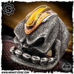 Starlingear Ring: SOB Puncher - Space Punk Custom Ryk Personal Collection