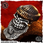 Starlingear Bead: Hipster - Silver/Copper