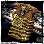Starlingear Lighter: Ryk Maverick Personal Collection One Off Glorious Gunner Slim Lighter
