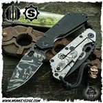 Strider Knives: Starlingear SMF Frankenstein Collaboration Package (NYCKS 2014)