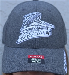 CCM Low Profile Grey Cap