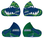 Florida Everblades Face Mask Two-Pack