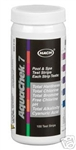 AquaChek Silver 7-Way Test Strips #100 Strips