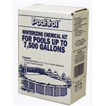 Pool Winterizing Kit PoolTrol Treats 7500 Gallons