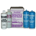 Pool Winterizing Kit PoolTrol Treats 15000 Gallons