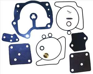 Johnson Evinrude Carburetor Kit  43727 , 439078 , 439079