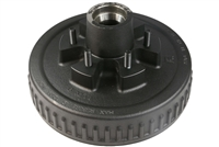 5,200 - 6,000 lb 6-Bolt Electric Brake Drum