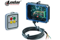Lodar Wireless Remote 12v 24v for Hydraulic Pumps