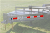 PJ Trailers Reflective Tape