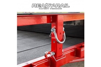 PJ Ready Rail Snap on D Ring