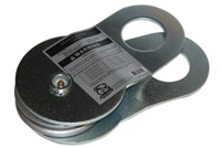 17,000 lb Winch Pulley Snatch Block
