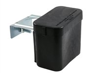 Tekonsha Poly Battery Box with Steel Mounting Bracket - Top Load