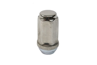 "9/16"" Stainless Trailer Wheel Nut"