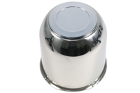 "4.25"" Stainless Steel Center Cap with Plug"