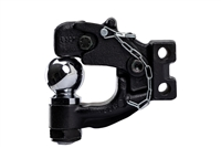 CURT Channel Mount Ball and Pintle Combination - 45920