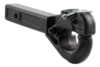CURT Receiver Mount Pintle Hook - 20,000 lb Rating