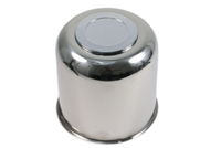 "4.90"" Stainless Steel Center Cap"