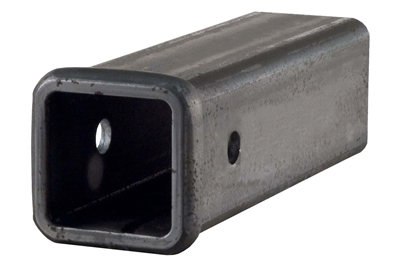 "CURT 2.5"" Raw Steel Receiver Tube"