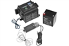 Pro Series 'Push to Test' Trailer Break Away Kit with Integrated Charger