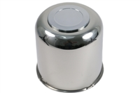 "5.125"" Stainless Steel Center Cap"