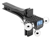 "Pro-Series HD Adjustable Tri-Ball Mount 2-5/16"", 2"", & 1-7/8"""