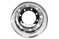 "17.5"" Alcoa Tandem Dual Polished Aluminum Rim 8 ON 275MM"