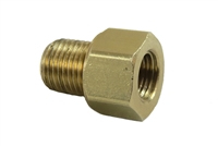 Brass Hydraulic Adapter for Air / Hydraulic Booster Pumps