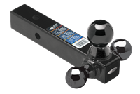 Tow-Ready HD Straight Multi-Ball Mount