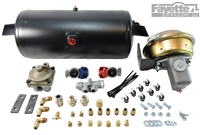Trailer Air to Hydraulic Drum Brake Conversion Kit - 1,000 PSI