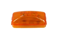 Thinline Sealed LED Amber Marker Clearance Light