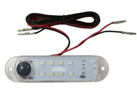 American Technology LED Dome Light with Sealed Switch - 4 Wire for Series Wiring