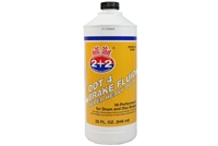 Berkebile 2+2® Synthetic DOT 4 Brake Fluid 32 oz