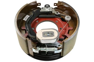 B1212E-11 Axletek 12-1//4x5 Electric Brake Assembly for Dexter 12K-15K Axle Left-Hand
