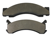 10 & 12K Al-ko Hydraulic Disc Brake Pad Kit