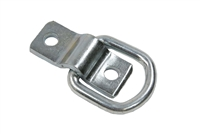 "1-1/2"" Wide Bolt-on Trailer D-Ring - 1/4"""