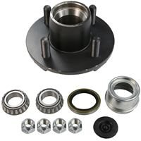"2,200 lb 4 Bolt on 4"" Idler Hub Complete Kit"