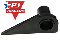 PJ Trailers Right Hand Mounting Flange for Gooseneck Ramps