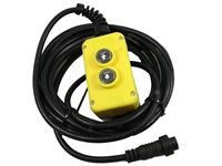 KTI Hydraulics 15' Electric Cord 2-Button Remote