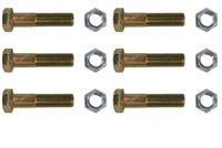 Pintle Mounting Bolt Kit for Pintle HP500