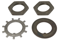 Dexter Spindle Nuts & Washers Kit K71-341-00