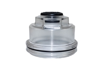 AL-KO 8,000 - 16,000 lb Axle Hub Oil Cap Kit