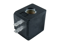 "PJ / KTI Hydraulics Square ""Down"" Electrical Coil"