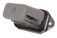 Optronics License Plate Light Gray Housing