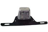 Optronics License Plate Light - License Plate Bracket