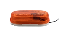 Peterson Oblong Amber Clearance Marker Light